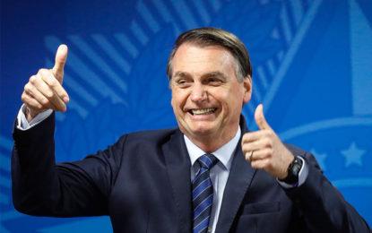 Programa de Bolsonaro estima criação de 4 milhões de empregos