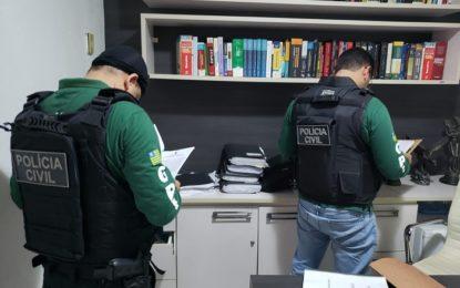 Polícia apura fraudes em licitações em Manoel Emídio, Floriano e Barão de Grajaú