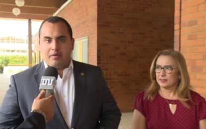 Georgiano Neto garante que estrada entre Guadalupe a Jerumenha será feita