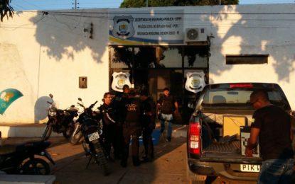 Operação prende suspeitos de tráfico de drogas no Sul do Piauí