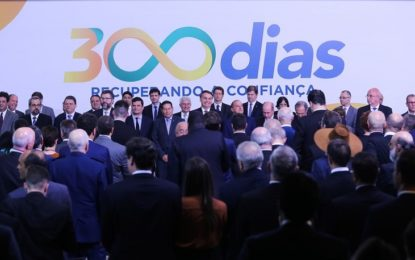 Comunidade internacional voltou a confiar no Brasil, diz Bolsonaro