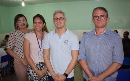 Guadalupe sedia o IV Workshop para capacitação de profissionais do PlanificaSUS