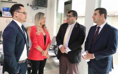OAB Subseção de Uruçuí pede providências ao Ministério Público quanto aos serviços prestados pela Princesa do Sul