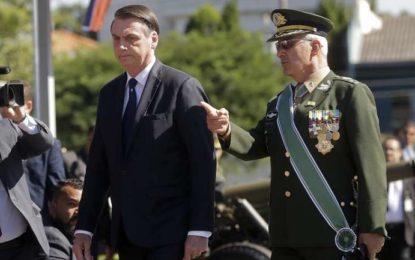 Bolsonaro exclui Defesa de cortes de verbas em 2020