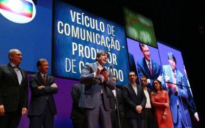 TV Globo vence como melhor veículo de comunicação