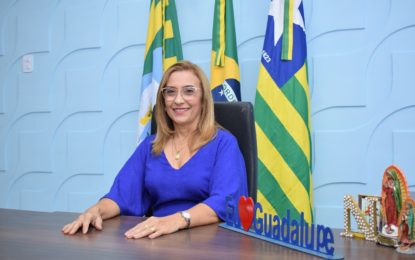 Prefeita de Guadalupe anuncia Caviar com Rapadura para o Réveillon no Balneário Belém-Brasília