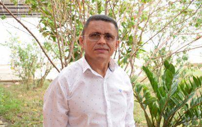 Padre Gilvan Dias convida os fiéis para o novenário da Padroeira de Guadalupe