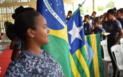 Diplomação marca encerramento do ano letivo de 2019 do Pelotão Mirim de Guadalupe
