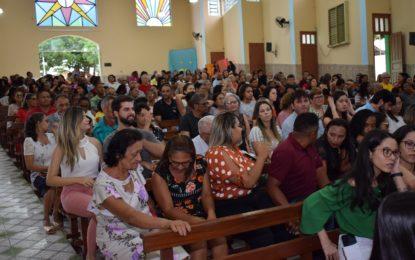 Missa em Ação de Graças é realizada pelos 57 anos de Marcos Parente
