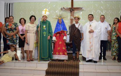Novenário da padroeira de Guadalupe inicia com noite dedicada aos três poderes