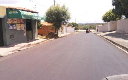 Governo investe 1,8 milhão na pavimentação de ruas em Floriano