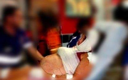 Grávida de seis meses morre após ser espancada pelo companheiro