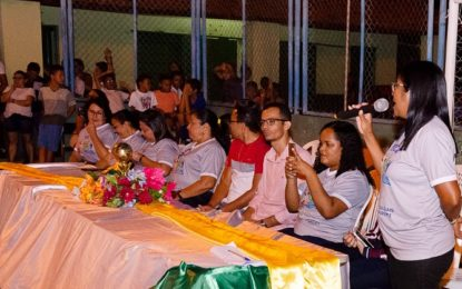 Alunos de Marcos Parente participam dos Jogos Intercolegiais