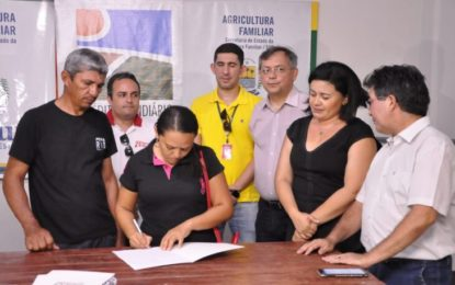 Agricultores do Piauí serão beneficiados com R$ 9 milhões do Crédito Fundiário