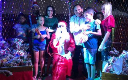 Assistência Social de Marcos Parente promove ação voltada para o Natal