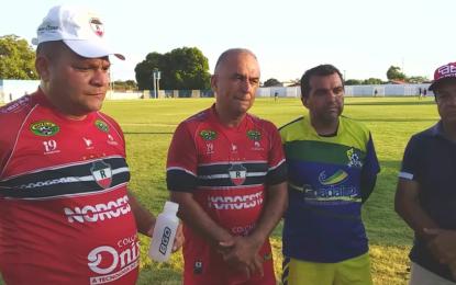 Seleção Guadalupense enfrenta River Máster em jogo de exibição