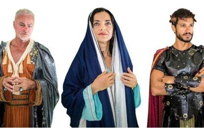 Kadu Moliterno participará do elenco da Paixão de Cristo em Floriano
