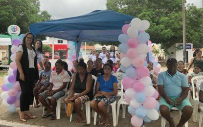 Prefeitura de Marcos Parente realiza Semana de Atenção à Saúde Visual