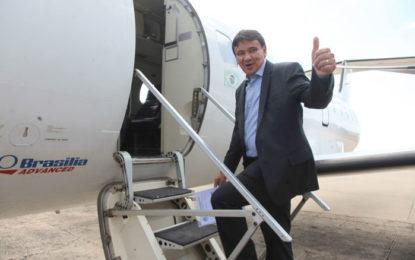 Wellington Dias desapropria terras para construção de aeroporto em Uruçuí