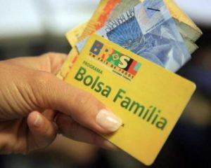 Começa o pagamento do Bolsa Família