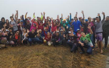 3ª expedição ao Morro do Surubim. Aventura e emoção numa das mais bonitas trilhas da região.