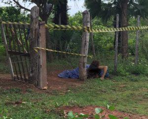Mulher é morta a pauladas  em José de Freiras