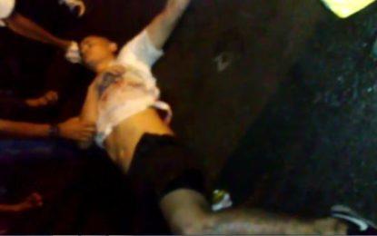 Jovem é baleado durante prévia de carnaval no centro de Floriano