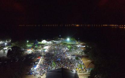 Balneário Belém Brasília recebe shows no Réveillon de Guadalupe