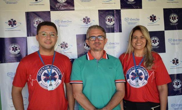 Secretaria de Saúde de Guadalupe realiza curso para socorristas