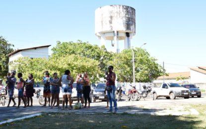 Abastecimento de água em Guadalupe é interrompido de 4 a 5 vezes por dia