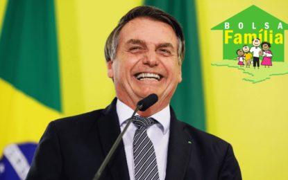 """Bolsa Família de Bolsonaro adota o """"Cobertor curto"""""""