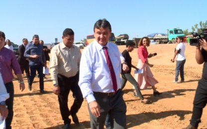 Wellington Dias visitará obras do Rodoanel Norte nesta segunda