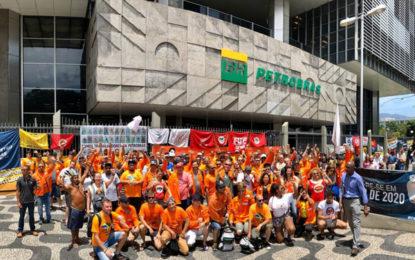 TST: greve na Petrobras é ilegal e petroleiros devem voltar ao trabalho