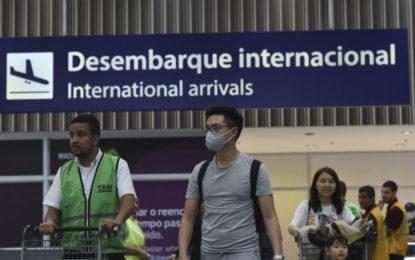 Cai para 11 o número de suspeitas de infecção por coronavírus no país