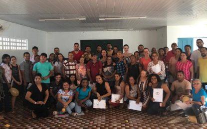 Prefeitura de Marcos Parente promove capacitação para servidores da saúde