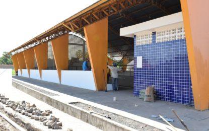 Prefeita Aldara Pinto fará a inauguração do Ginásio Poliesportivo de Jerumenha