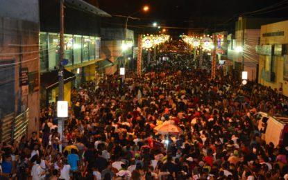 Arrastão agita 35 mil pessoas na 1ª noite de carnaval em Floriano