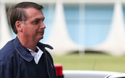 Quem matou miliciano 'foi a PM da Bahia, do PT', diz Bolsonaro
