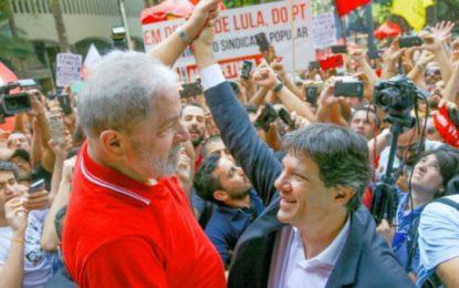 Temor de vexame em SP faz Lula elevar pressão por candidatura Haddad
