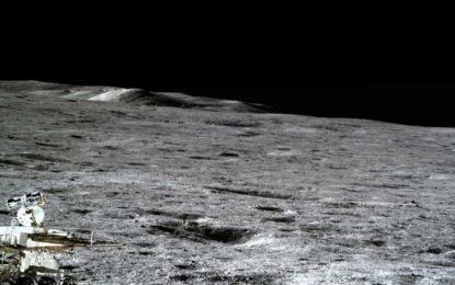 China compartilha fotos do lado oculto da Lua