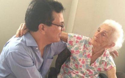 Mãe do deputado Zé Santana, Dona Isabel morre aos 92 anos em Teresina