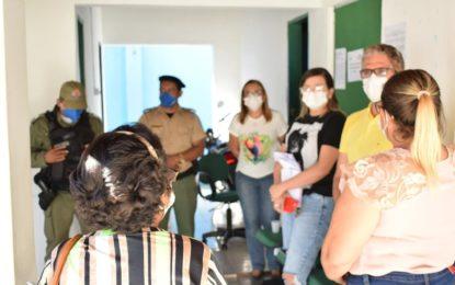 Guadalupe apresenta a 1ª notificação com suspeita de coronavírus