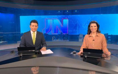 Jornal Nacional destaca temporal com mortes no Piauí