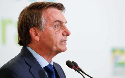 Bolsonaro diz que não houve negociação sobre veto orçamentário