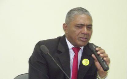 CRM emite Nota de Repúdio ao vereador de Marcos  Parente, Pedro Martins.