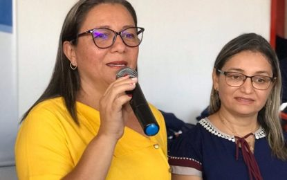 Prefeita Vilma Amorim decreta estado de calamidade pública em Esperantina