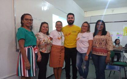 Marcos Parente participa da 4ª Formação do Currículo do Piauí