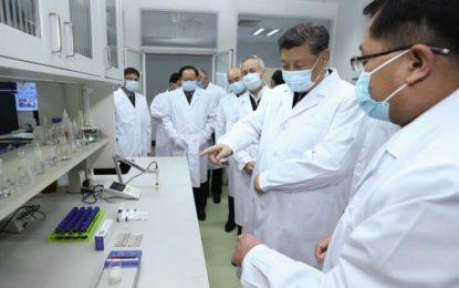 China diz ter desenvolvido vacina contra a Covid-19