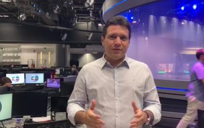 Jornalista Marcelo Magno é entubado na UTI do Hospital Prontomed