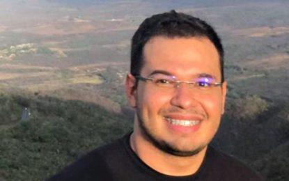 Médico de 27 anos é encontrado morto em banheiro de apartamento em Picos